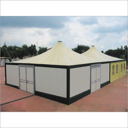 Temporary Storage Tent