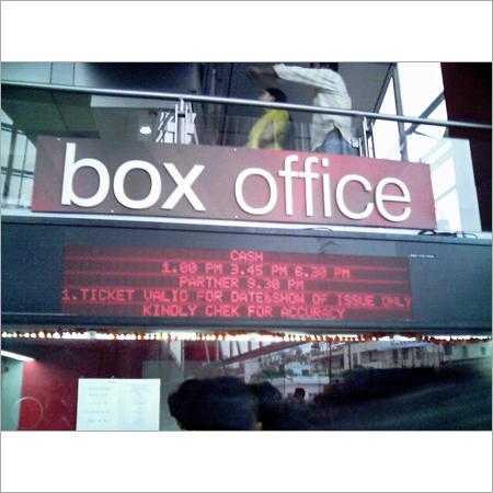 Multiplex Notice Board