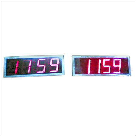 Digital Clock Displays