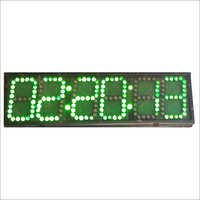 GPS Based LED Clock