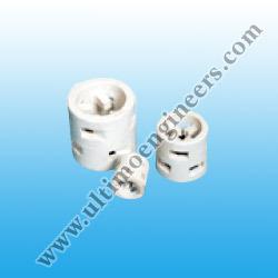 Ceramic Pall Rings