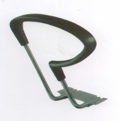 PP Chrome Chair Handle