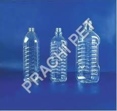 PET Vegetable Oil Bottles