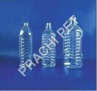 PET Vegetable Oil Bottles
