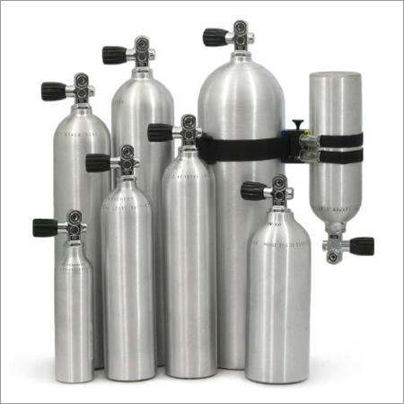 Aluminium Gas Cylinders