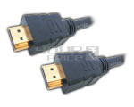 HDMI 19 Pin Male to HDMI 19 Pin Male 1.4V Cord - 3 Meters