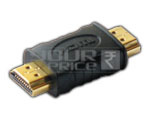 HDMI 19Pin Male to HDMI Male Adaptor