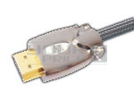 HDMI 19 Pin Plug to HDMI 19 Pin Plug with Ferrite - 20 Meters