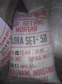 Air Setting Mortars