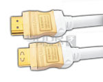 HDMI 19 Pin Male to HDMI 19 Pin Male Cord (1.4v) - 3 Meters