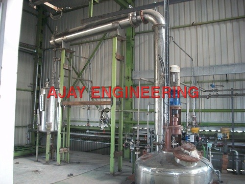 Vacuum Distillation