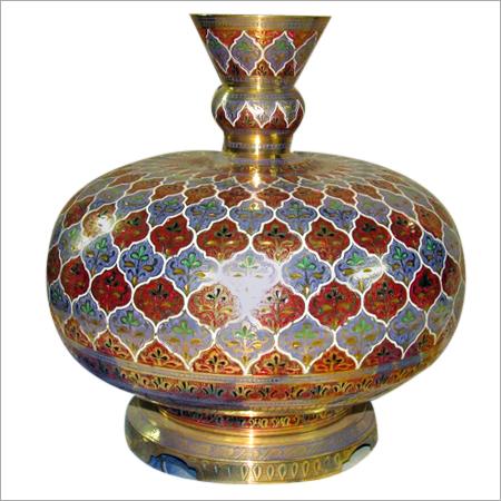 Handicrafts Aluminum Vase