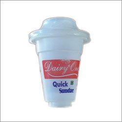 Quick Sundae ( Disposable Glasses )