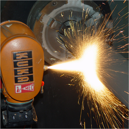Thermal Spray Coating Services