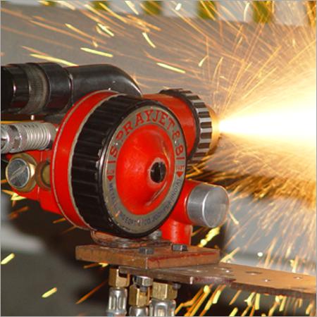 Metal Spray Coating Equipments
