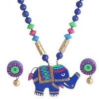 Handcrafted Terracotta Jewellery
