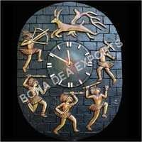 Terracotta Decorative Watch