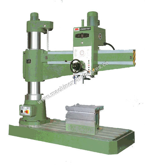 Universal Drilling Machine