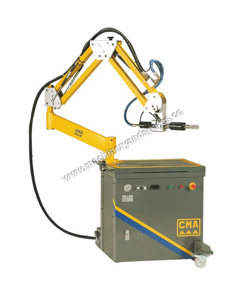 Hydraulic Tapping Machines