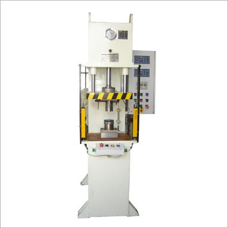 Hydraulic Pressure Testing Machine