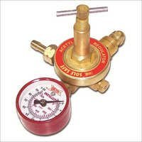 Single Stage Single Gauge Regulator