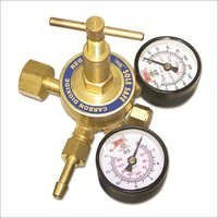 Singlestage Double Gauge Super Delux CO2 Regulator
