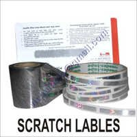 Scratch Offs Labels