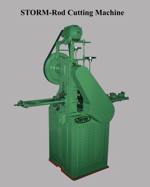 Rod Cutting Machine