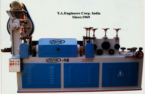 Fully Automatic Wire Straightening Cutting Machine