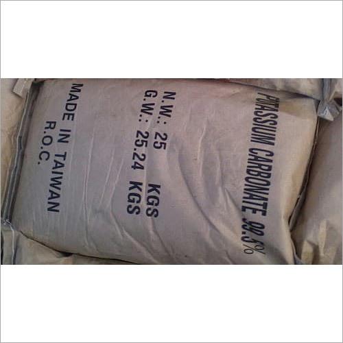 Pottesium Carbonate