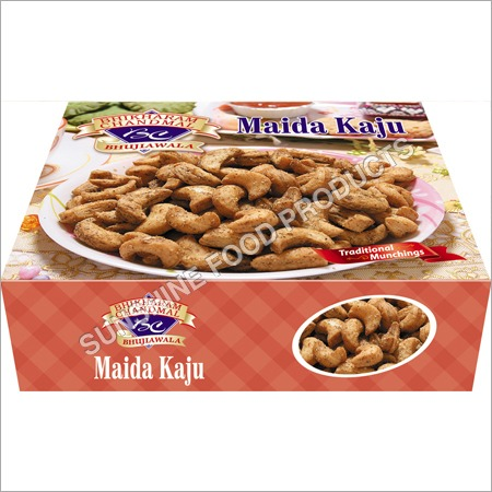 Maida Kaju Mix Namkeen