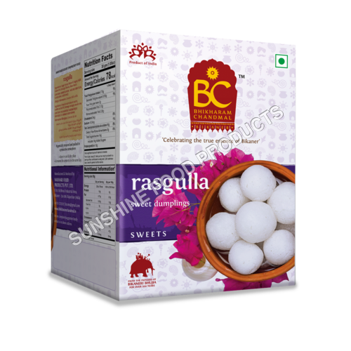 Canned Rasgulla