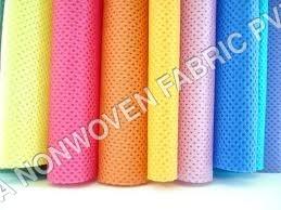 Multi Color Pp Non Woven Fabric
