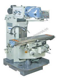 Swivel Head Milling Machines