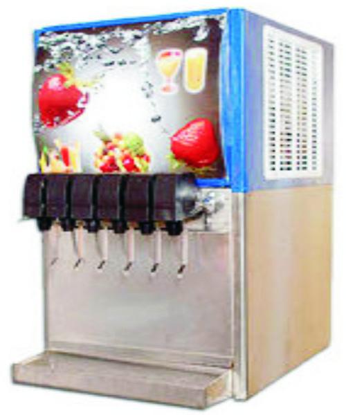 Soda Dispenser Machine (6 Valve)