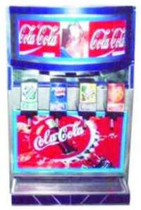 Soda Dispenser Machine (4 Valve)