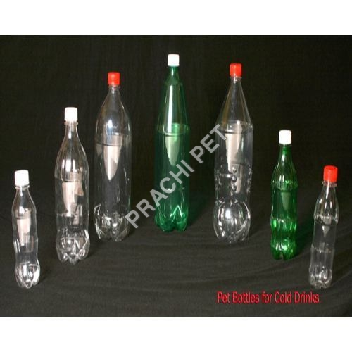 Soft Drinks Bottles