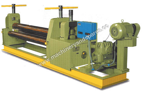 Plate Bending Machines