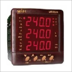 Electrical Panel Meters