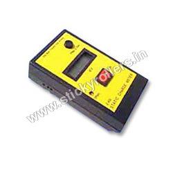 Digital Static Charge Meter