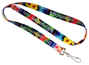 Multicolor Printed Lanyards
