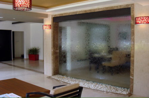 Indoor Fountains and Waterfalls