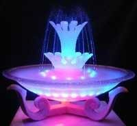 Led water fountain