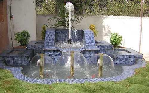 Indoor fountain in tamilnadu