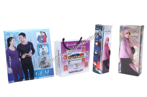 Transparent  PP Boxes