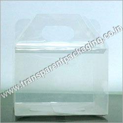 Transparent Pet Boxes