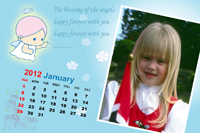 Personalised Gifts-Calenders