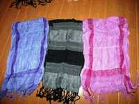 Colorful Viscose Stole