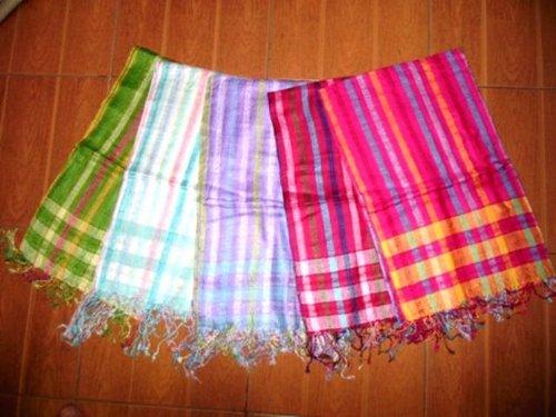 Multicolour Stoles