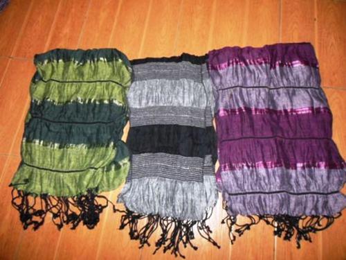 Fancy Silk Stoles
